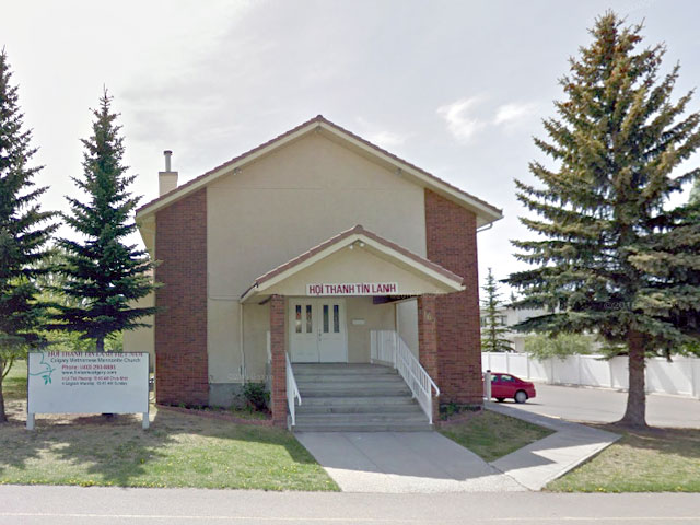 Calgary Vietnamese Mennonite Church